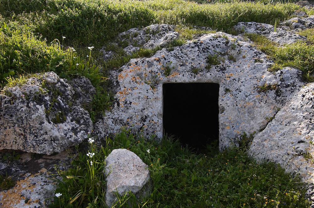 An old tomb, Akamas Peninsula, Cyprus
