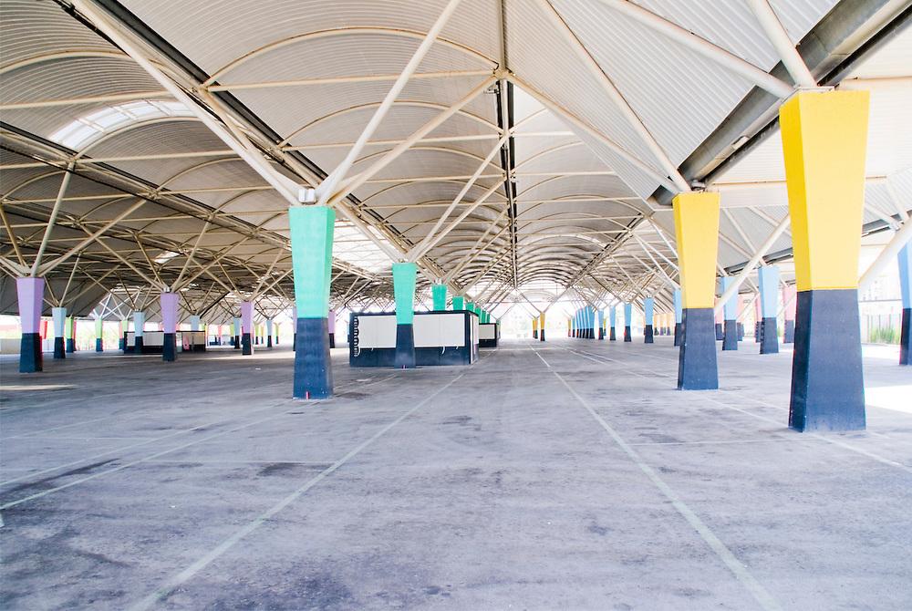 Recinto Ferial y Mercado del Lunes. Castellon. Vam 10 Architects