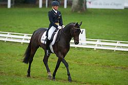 Klimke Ingrid (GER) - Glenn Grant<br /> FEI World Championship for Young Horses Le Lion d'Angers 2012<br /> © Hippo Foto - Jon Stroud
