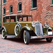1934 Armstrong - Siddeley 20 HP Saloon