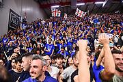 Commando Ultra' Dinamo<br /> Banco di Sardegna Dinamo Sassari - AX Armani Exchange Olimpia Milano<br /> LBA Serie A Postemobile 2018-2019 Playoff Semifinale Gara 3<br /> Sassari, 02/06/2019<br /> Foto L.Canu / Ciamillo-Castoria