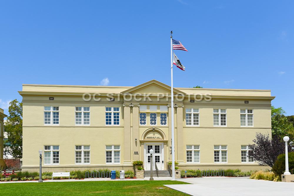Roosevelt Hall on Campus at Chapman University