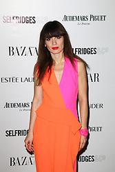Lara Bohinc, Harper's Bazaar Women of the Year Awards, Claridge's Hotel, London UK, 05 November 2013, Photo by Richard Goldschmidt © Licensed to London News Pictures. Photo credit : Richard Goldschmidt/Piqtured/LNP