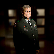 Brig. Gen. Michael Walsh, commander of the Army Corps of Engineers Gulf Region Division