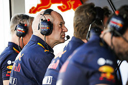 April 7, 2018 - Sakhir, Bahrain - HORNER Christian  (gbr), Team Principal of Red Bull Racing, portrait during 2018 Formula 1 FIA world championship, Bahrain Grand Prix, at Sakhir from April 5 to 8  I  Motorsports: FIA Formula One World Championship 2018, Grand Prix of Bahrain, (Credit Image: © Hoch Zwei via ZUMA Wire)
