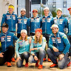 20170131: SLO, Alpine Ski - Press conference of Slovenian Alpine Ski Team