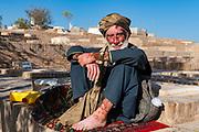 Sufi priest in the Herat, Afghanistan