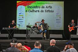 Esteio, 26.08.2019 - Carlos Magrão durante apresentação na 42a Expointer, realizada no Parque de Exposições Assis Brasil, Rio Grande do Sul.<br /> Foto Gustavo Granata/Agência Preview