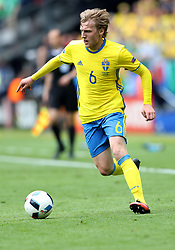 File photo dated 13-06-2016 of Sweden's Emil Forsberg. Issue date: Tuesday June 1, 2021.