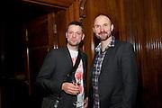TONNY GLISMAND; KARL RUDIGER ROSSELL, BYKATO, Wallpaper Design Awards 2012. 10 Trinity Square<br /> London,  11 January 2011.