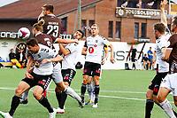 Fotball , 14. juli 2019 , Eliteserien<br /> Mjøndalen - Odd<br /> Quint Jansen, Mjøndalen<br /> Foto: Christoffer Hansen , Digitalsport