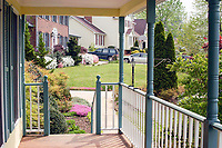 Typical properties, Driftwood Drive, Gibsonville, N Carolina, USA. Ref: 200304200074..<br /> <br /> Copyright Image from Victor Patterson, 54 Dorchester Park, Belfast, UK, BT9 6RJ<br /> <br /> t1: +44 28 9066 1296 (from Rep of Ireland 048 9066 1296)<br /> t2: +44 28 9002 2446 (from Rep of Ireland 048 9002 2446)<br /> m: +44 7802 353836<br /> <br /> victorpatterson@me.com<br /> www.victorpatterson.com<br /> <br /> Please see my Terms and Conditions of Use at victorpatterson.com . It is IMPORTANT that you familiarise yourself with them.<br /> <br /> Images used on the Internet incur an additional cost and must be visibly watermarked i.e. ©Victor Patterson within the body of the image and copyright metadata must not be deleted. Images used on the Internet have a size restriction of 4kbs and are chargeable at rates available at victorpatterson.com.<br /> <br /> This image is only available for the use of the download recipient i.e. television station, newspaper, magazine, book publisher, etc, and must not be passed on to any third party. It is also downloaded on condition that each and every usage is notified within 7 days to victorpatterson@me.com<br /> <br /> The right of Victor Patterson to be identified as the author is asserted in accordance with The Copyright Designs And Patents Act (1988). All moral rights are asserted.