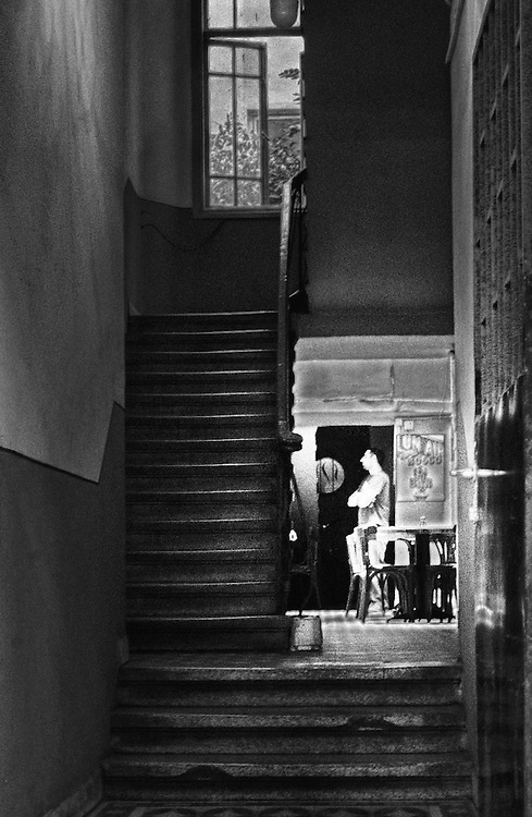 The Stairwell Caffee