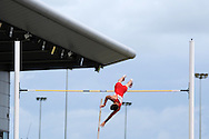 Welsh Senior Closed Championships & Aviva Open Parallel Success event, day 2 at the Cardiff Athletics stadium on Sunday 19th June 2011. pic by Andrew Orchard