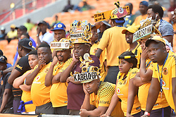 Kaizer Chiefs supportes angry after loosing to Chippa United during the ABSA premiership at FNB stadium <br />Picture: Itumeleng English/African News Agency (ANA)<br />07.04.2018<br />Picture: Itumeleng English/African News Agency (ANA)