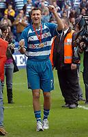 Photo: Kevin Poolman.<br /> Reading v Queens Park Rangers. Coca Cola Championship. 30/04/2006. Reading player Glenn Little.