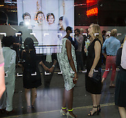 ANTOINETTE FERNANDEZ; ALEXANDRA BUKOJEMSKY, TPG Contemporaries Party. Photographers' Gallery. Ramillies St. London. 19 June 2013