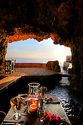 Romantic Seaview Dining - The Caves - Negril Jamaica