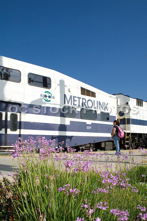 Metrolink Anaheim Canyon Station