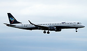 SP-LNN LOT - Polish Airlines Embraer ERJ-195AR (ERJ-190-200 IGW) at Malpensa (MXP / LIMC), Milan, Italy