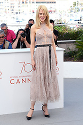 Nicole Kidman attending the Beguiled photocall as part of the 70th Cannes Film Festival. Photo credit should read: Doug Peters/EMPICS Entertainment