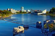 Kansas / Wichita / Skyline / Arkansas River