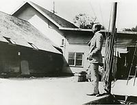 1919 Jesse Lasky at Famous Players Lasky Studios