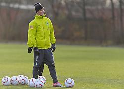30.11.2010, Trainingsgelaende Werder Bremen, Bremen, GER, 1. FBL, Training Werder Bremen, im Bild Marko Arnautovic (Bremen #7)   EXPA Pictures © 2010, PhotoCredit: EXPA/ nph/  Frisch       ****** out ouf GER ******