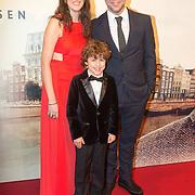 NLD/Amsterdam/20151130 - Film Premiere Publieke Werken, Juda Goslinga, Elisabeth Heseman, Zeb Troostwijk