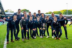 15-05-2019 NED: Huldiging Achterhoek Orion, Doetinchem<br /> Homage Achterhoek Orion advance the champion match De Graafschap - Ajax / Teamfoto Orion