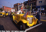 Pittsburgh, PA, Southside Summer Parade and Festival, miniature cars, masons,