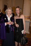 JOYCE MACKIE; CHARLOTTE MACDONALD, The National Trust for Scotland Mansion House Dinner. Mansion House, London. 16 October 2013