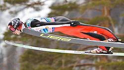 21.03.2010, Planica, Kranjska Gora, SLO, FIS SKI Flying World Championships 2010, Flying Hill Team, im Bild KRANJEC Robert, ( SLO ), EXPA Pictures © 2010, PhotoCredit: EXPA/ J. Groder / SPORTIDA PHOTO AGENCY