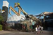 Las Vegas - Downtown - Container Park