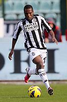 "Innocent Emeghara (Siena)<br /> Siena 03/02/2013 Stadio ""Artemio Franchi Montepaschi Arena""<br /> Seria A 2012/2013<br /> Football Calcio Siena Vs Inter<br /> Foto Insidefoto Luca Pagliaricci"