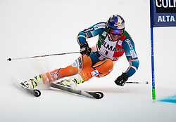 22.12.2013, Gran Risa, Alta Badia, ITA, FIS Ski Weltcup, Alta Badia, Riesenslalom, Herren, 1. Durchgang, im Bild Aksel Lund Svindal (NOR) // Aksel Lund Svindal of Norway in action during mens Giant Slalom of the Alta Badia FIS Ski Alpine World Cup at the Gran Risa Course in Alta Badia, Italy on 2012/12/22. EXPA Pictures © 2013, PhotoCredit: EXPA/ Johann Groder