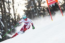 Ricarda Haaser (AUT) during the Ladies' Giant Slalom at 57th Golden Fox event at Audi FIS Ski World Cup 2020/21, on January 17, 2021 in Podkoren, Kranjska Gora, Slovenia. Photo by Vid Ponikvar / Sportida