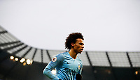 Football - 2018 / 2019 Premier League - Manchester City vs. Everton<br /> <br /> Leroy Sane of Manchester City at The Etihad.<br /> <br /> COLORSPORT/LYNNE CAMERON
