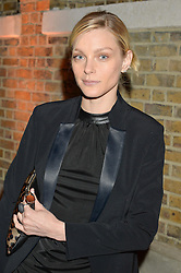 JESSICA STAM at the Future Contemporaries Party in association with Coach at The Serpentine Sackler Gallery, West Carriage Drive, Kensington Gardens, London on 21st February 2015.