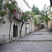 Streets of Ravello, italy