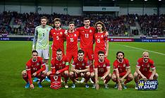 2019-10-10 Slovakia v Wales