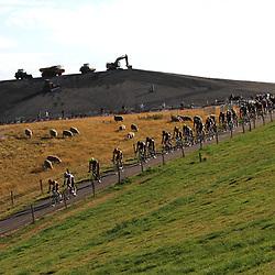 21-08-2020: Wielrennen: NK U23: Drijber<br />Passage VAMberg