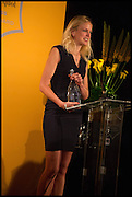 JENNY DAWSON, Veuve Clicquot 2014 Business Woman of the Year Awards . Claridge's. LONDON. 12 May 2014.
