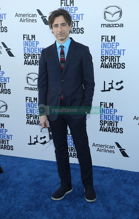 February 8, 2020, Los Angeles, California, United States: 2020 Film Independent Spirit Awards held at Santa Monica Pier..Featuring: Noah Baumbach.Where: Los Angeles, California, United States.When: 08 Feb 2020.Credit: Faye's VisionCover Images (Credit Image: © Cover Images via ZUMA Press)