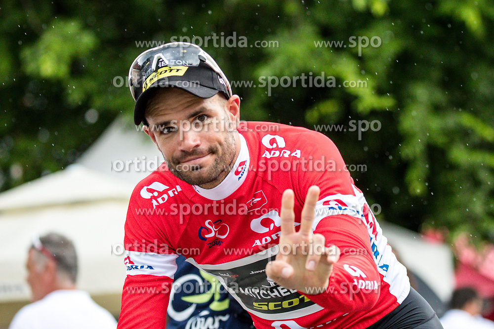 Luka Mezgec (SLO) of Mitchelton - Scott after 5th Stage of 26th Tour of Slovenia 2019 cycling race between Trebnje and Novo mesto (167,5 km), on June 23, 2019 in Slovenia. Photo by Matic Klansek Velej / Sportida