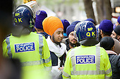 Sikh Protest London 22nd October 2015