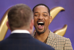 Guy Ritchie at the European Gala of Aladdin held at the Odeon Luxe in London, England - 9th May 2019. 09 May 2019 Pictured: Will Smith at the European Gala of Aladdin held at the Odeon Luxe in London, England - 9th May 2019. REF - LT EXPRESS SYNDICATION +44 (0)20 8612 7884/7903/7661 +44 (0)20 7098 2764 NO ONLINE MOBILE OR DIGITAL USE WITHOUT PRIOR PERMISSION *** Local Caption *** No digital use of this image unless agreed with Express Syndication or Licensed agent of Express prior to usage. Non cleared usage will be charged at treble space rates. Photo credit: Mirrorpix / MEGA TheMegaAgency.com +1 888 505 6342