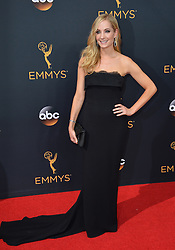 Joanne Froggatt bei der Verleihung der 68. Primetime Emmy Awards in Los Angeles / 180916<br /> <br /> *** 68th Primetime Emmy Awards in Los Angeles, California on September 18th, 2016***