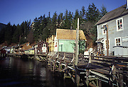 Creek Street, Ketchikan, Alaska<br />