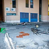 Roma Tor Sapienza, assaltato centro di accoglienza  per rifugiati